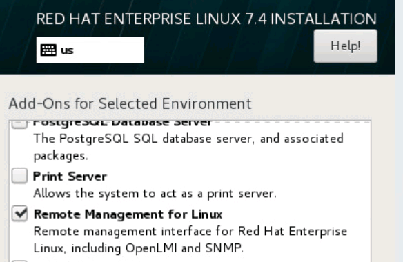 how to configure snmp on redhat linux