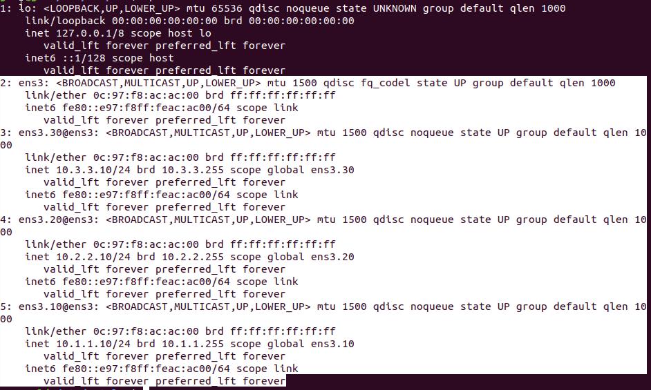 netplan ubuntu