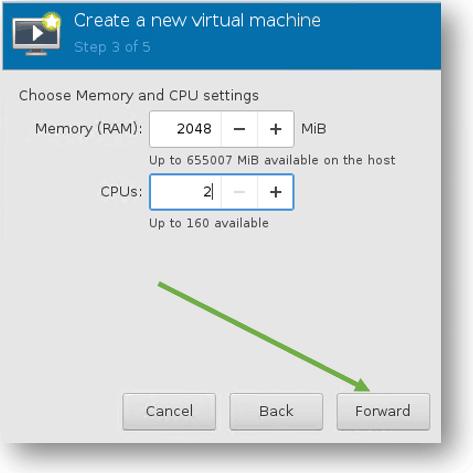 ubuntu install kvm