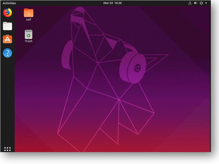 Ubuntu qem-kvm desktop