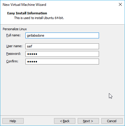 installing ubuntu on vmware workstation pro