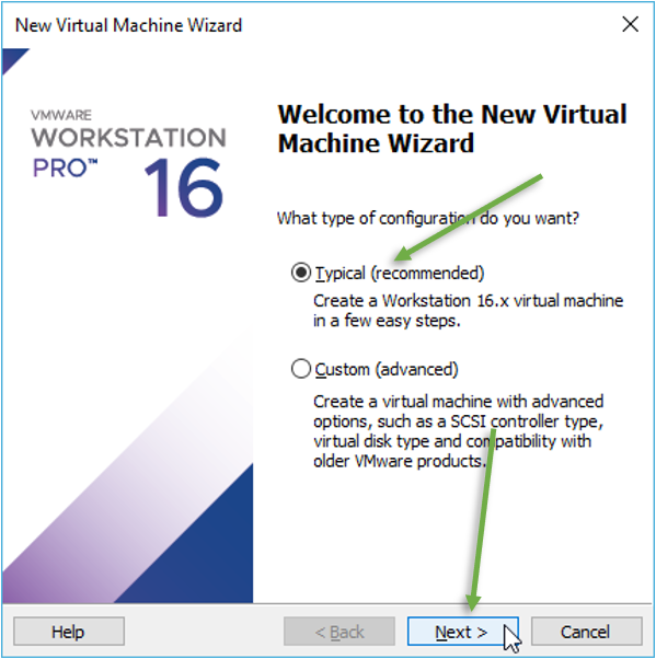 installing ubuntu on vmware workstation pro