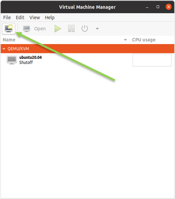 windows 11 VM creation in KVM.