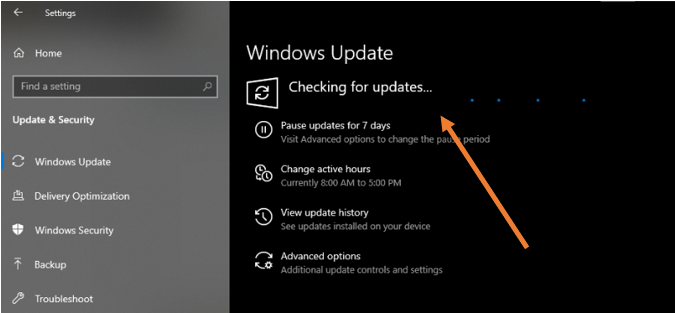 check for windows 11 udpates