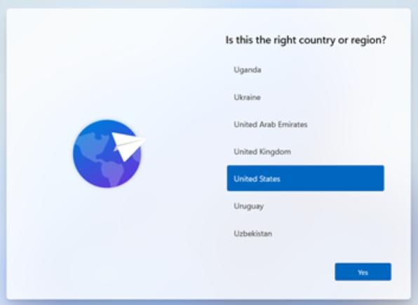 windows 11 installation wizard in virtualbox